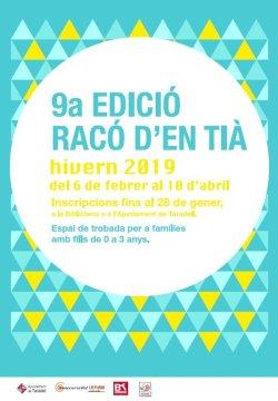 Inscripcions obertes per la novena edició del Racó d'en Tià