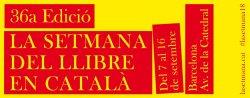 36a Setmana del Llibre en català