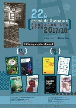 Participa al Club de Lectura Jove de la Biblioteca de Taradell
