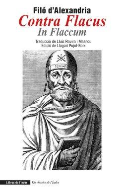 Presentació del llibre 'Contra Flac: In Flaccum' editat per Llogari Pujol