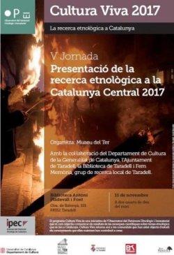 El Grup de Recerca de Taradell, amfitrió de les jornades de Cultura Viva 2017