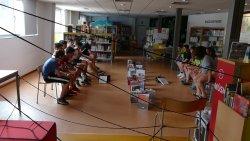 Reflexions sobre la guerra i la lluita en el segon Debat a bat de la Biblioteca