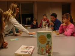 Club de lectura infantil sobre 'Charlie i la fàbrica de xocolata'