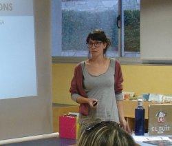 Xerrada-taller 'Sentir per emocionar-se' amb Alba Rosique