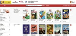 Les biblioteques públiques augmenten la seva col·lecció digital per fer front a l'increment de la demanda