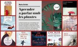 Les 10 novel·les més prestades el 2019 a la Biblioteca de Taradell