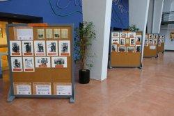 Exposició fotogràfica del tercer i el vint-i-quatrè Homenatge a la Vellesa
