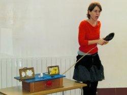 Hora del conte: 'Plou i fa dol' amb Ada Cusidó