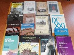 Els llibres i documents adquirits a la Col·lecció Local en el darrer any