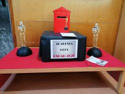 Participa a la travessa dels Oscars de la Biblio