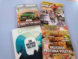 Noves revistes a la Biblioteca Antoni Pladevall i Font de Taradell