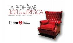 El 8 de juliol, 'La Bohème', als jardins del Centre Cultural Costa i Font de Taradell