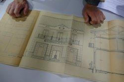 Acte de lliurament de l'arxiu dels anys '30 a Taradell de l'arquitecte Manel Gausa i Raspall