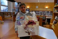Abdu Bougana Salmi guanya la Bibliopanera