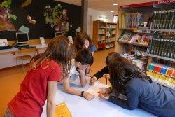 Nova activitat a la sala Infantil: 'Tastallibres'