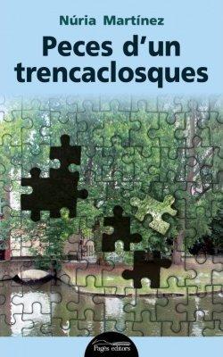 Núria Martínez presentarà a la Biblioteca el llibre 'Peces d'un trencaclosques'