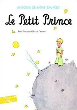 Club de Lectura en francès amb 'Le Pétit prince' d'Antoine de Saint-Exupéry