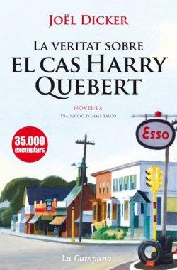 'La veritat sobre el cas Harry Quebert' al Club de Lectura del mes de març