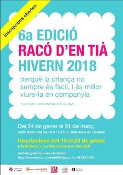 Inscripcions obertes per la sisena edició d'El Racó d'en Tià
