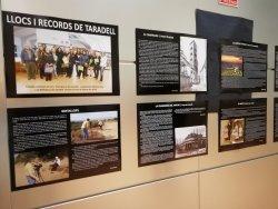 Exposició: 'Llocs i records de Taradell' a la Biblioteca