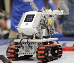 Crea un invent de Leonardo amb Lego Wedo a la Biblioteca