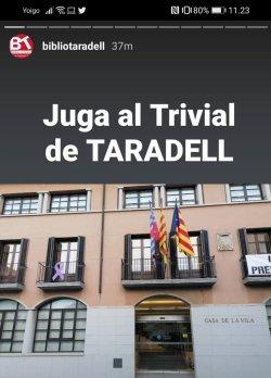 Juga al Trivial de Taradell
