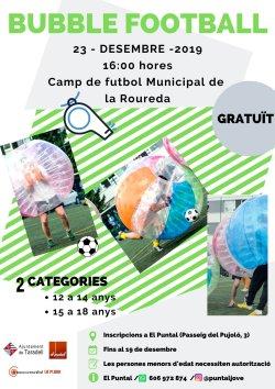 Cartell Bubble Football