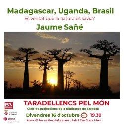 Taradellencs pel món Jaume Sañé