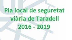 Pla local de seguretat viària de Taradell 2016 - 2019