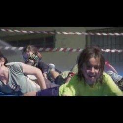 Cursa d'obstacles a la Festa de l'Esports (vídeo de Gerard Preseguer)
