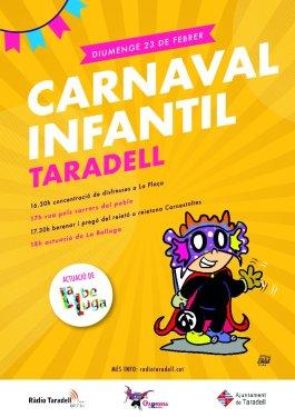 Carnaval Infantil 2020 banner