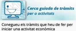 Cerca guiada de tràmits per activitats (fue)