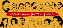 Llibertat presos polítics i exiliats _ Ràdio Taradell