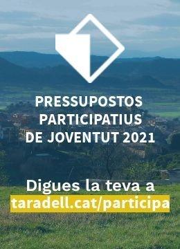 Pressupostos participatius joventut 2021