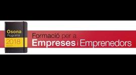 Comença el segon semestre de la ''Formació per a Empreses i Emprenedors'' d'Osona