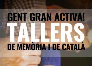 Taradell - Inscripcions obertes als Tallers de Gent Gran Activa