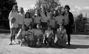 Equip de bàsquet: Les Pinediques