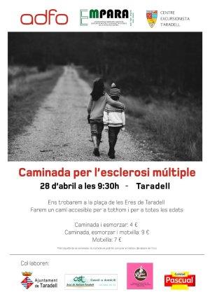 Caminada esclerosi múltiple _ Ràdio Taradell