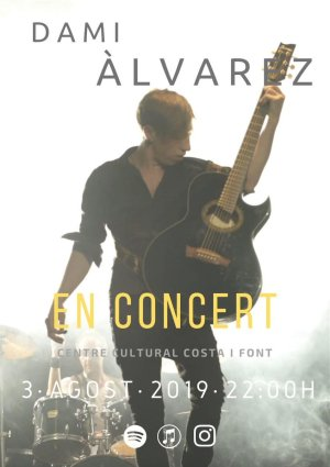 Concert Dami Àlvarez