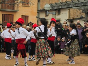 Esbart dansaire Sant Genís