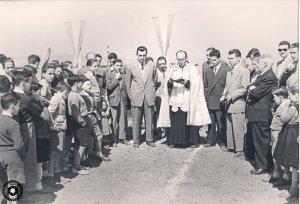 Inauguració Camp de futbol Roureda Arxiu Fotogràfic Taradell (1)
