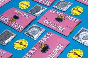Campanya sexualitat joves Saxy&safe challenge 2 - 2018