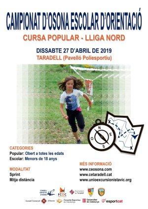 Campionat Escolar d'Osona d'Orientació _ Ràdio Taradell