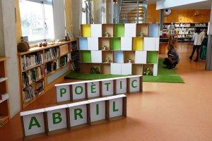 Exposició Abril poètic 2017