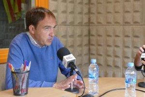 Lluís Verdaguer a Ràdio Taradell
