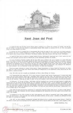 Sant Joan B