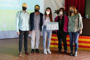 Taradell - La taradellenca Clàudia Pallarols guanya la segona edició del Premi Anastasi Aranda