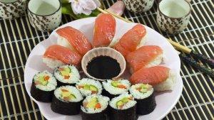 Taller de sushi - recurs