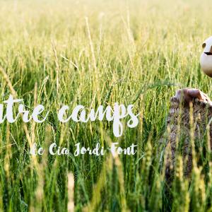 Capítol 2: 'Entre camps' amb Jordi Font <br><strong>ACTIVITAT VIRTUAL</strong>