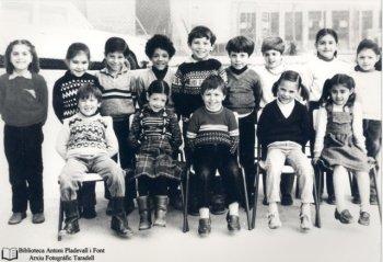 Alumnes escola El Gurri